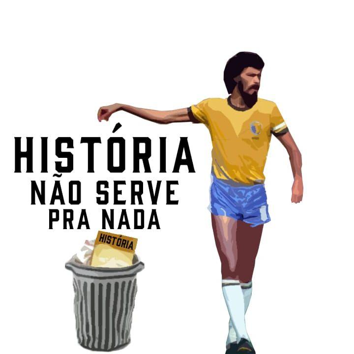 História Não Serve Pra Nada