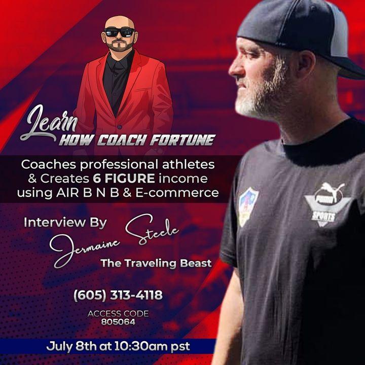 Coach Fortune On Air B N B & Sports Psychology