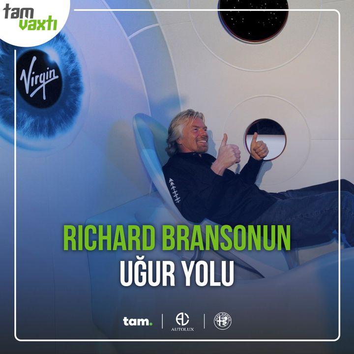 Richard Branson-un uğur yolu | Uğur yolu #15