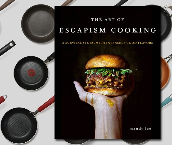 Chef Mandy Lee Releases The Art Of Escapism Food