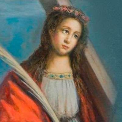Santa Eulalia de Barcelona, mártir