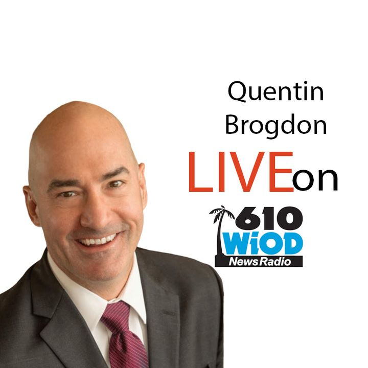 Quentin Brogdon – Can companies mandate employees to get COVID vaccine? || 610 WIOD 2/23/21