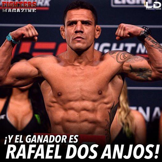 Felder vs Dos Anjos / UFC Fight Night Vegas 14