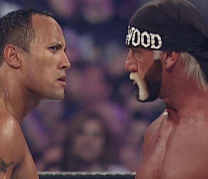 WWE Rivalries: Hulk Hogan vs The Rock