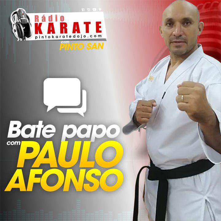 BATE PAPO  COM PAULO AFONSO SENSEI - Rádio Karate
