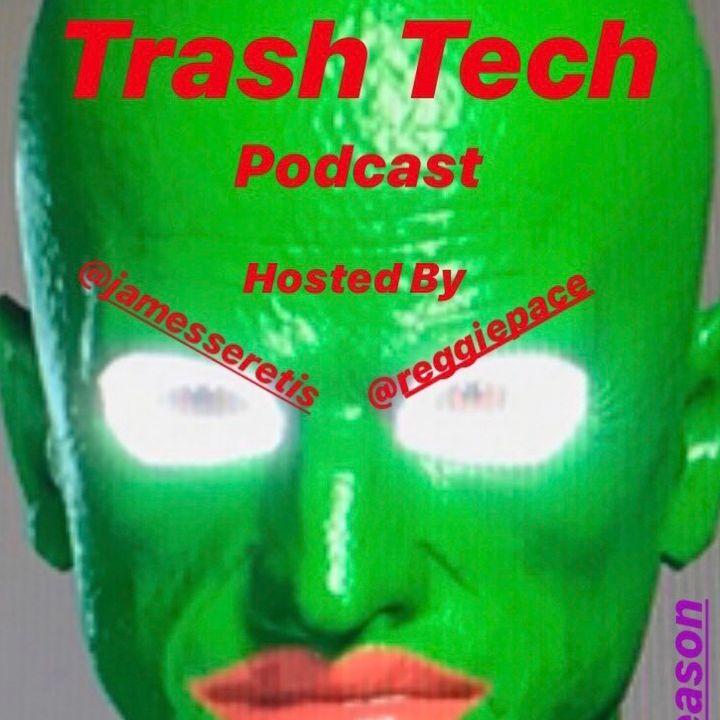 The Hustle Season Presents: TRASH TECH_002
