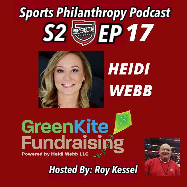 S2: EP 17 Heidi Webb, Green Kite Fundraising