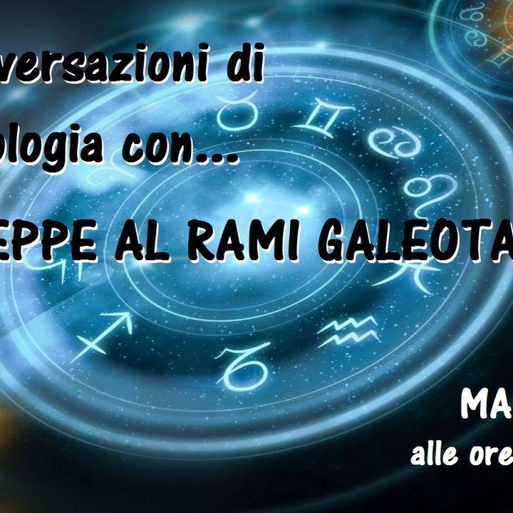 """Conversazioni di Astrologia con Giuseppe Al Rami Galeota - """"Presentazione del libro: Nella Mente dell'Astrologo"""" - 18/06/2019"""