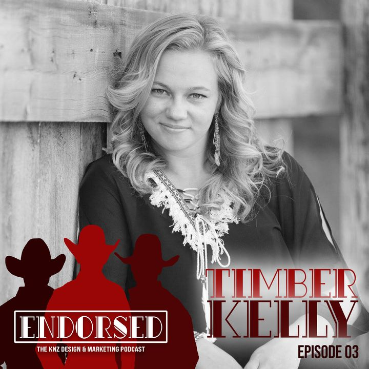 03. Timber Kelly, Positivity & Confidence