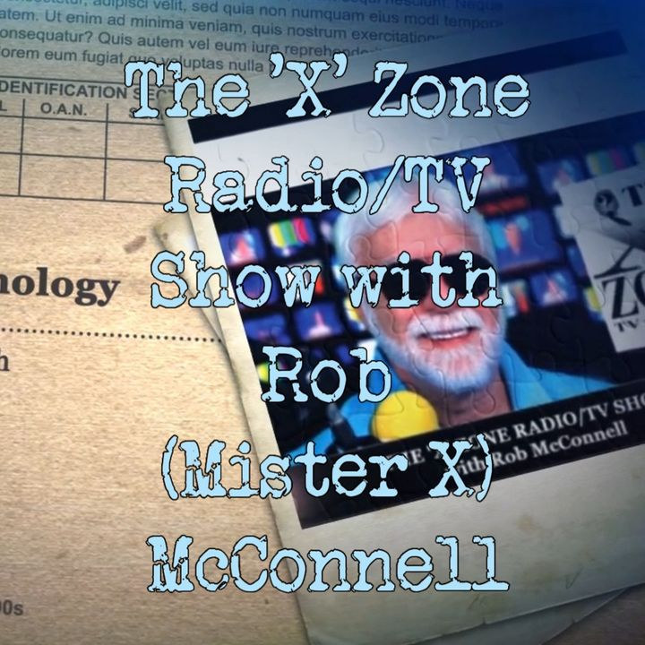 XZRS: Nick Redfern - Roswell UFO Conspiracy: Exposing a Shocking and Sinister Secret