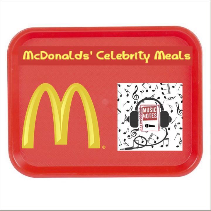 Episode 80 - McDonalds' Celebrity Meals