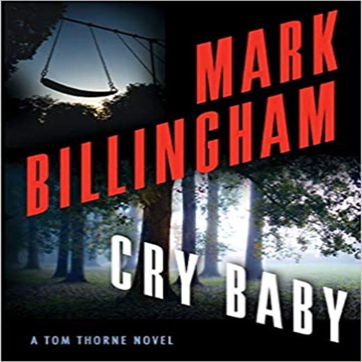 Mark Billingham  Cry Baby: (DI Tom Thorne Series, 17)