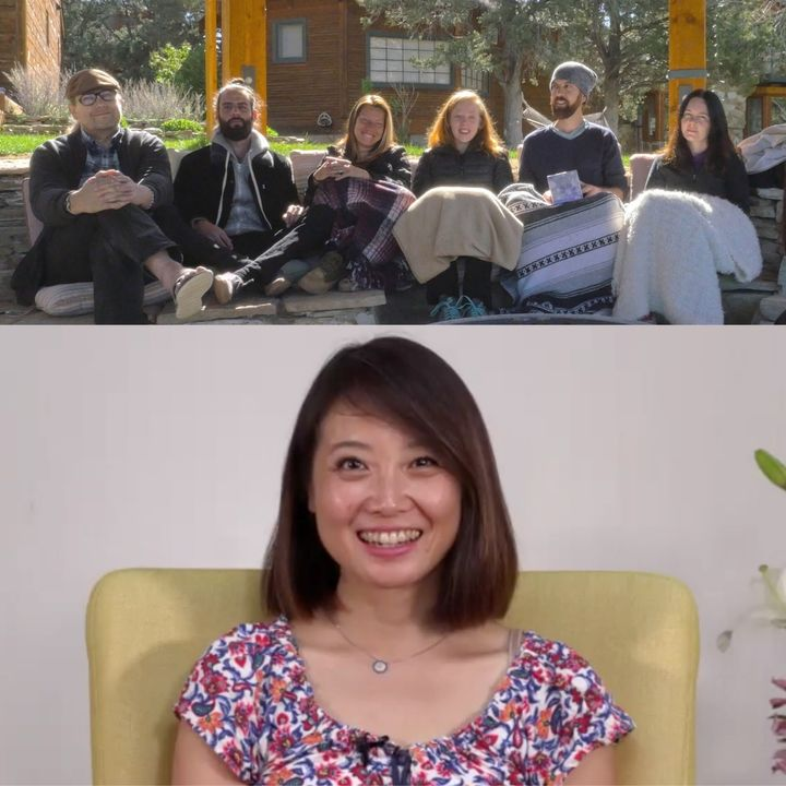 """""""Take Me Home"""" May Online Retreat 2020: Movie Session with Frances Xu and Cast"""