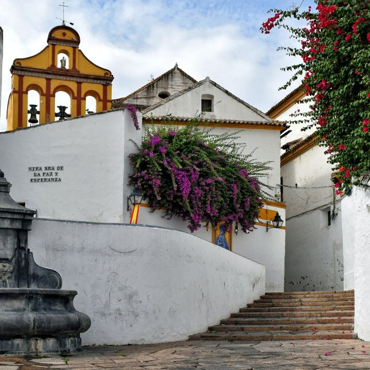 Relajación, viaje por España. Parte 2. Andalucía