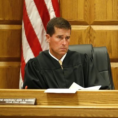 Outagamie County Judge Mark McGinnis