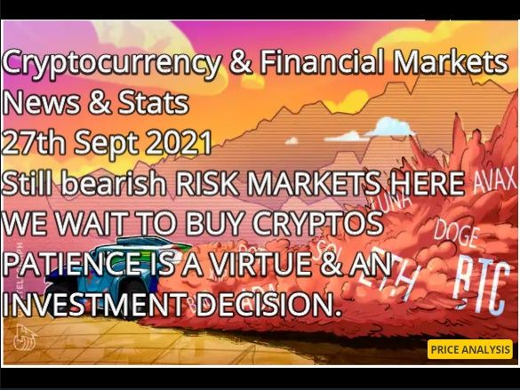 Crypto & Financial Markets News 7th July 2021