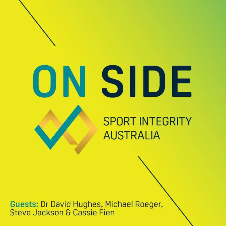 On Side Highlights 2 ft. Dr David Hughes, Michael Roeger, Steve Jackson & Cassie Fien