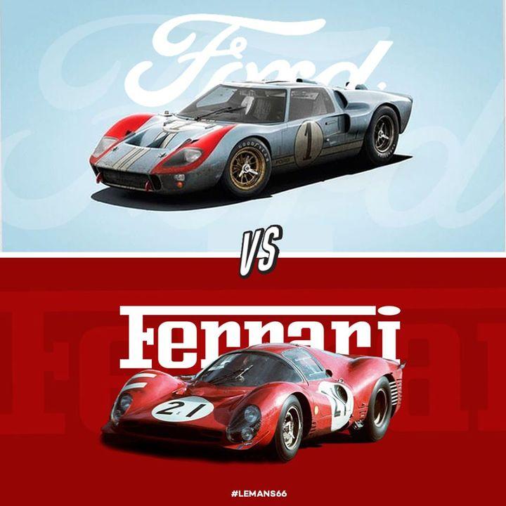 Le Mans 66: la vera storia di Ferrari contro Ford