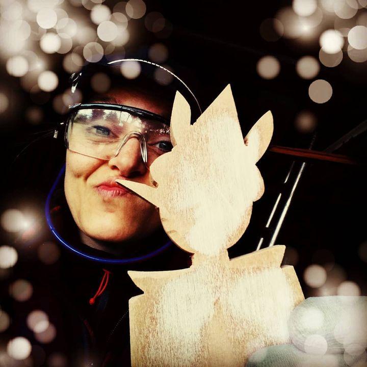 Rilegno: il laboratorio di magia dove Antonella Costantini trasforma scarti in meraviglie