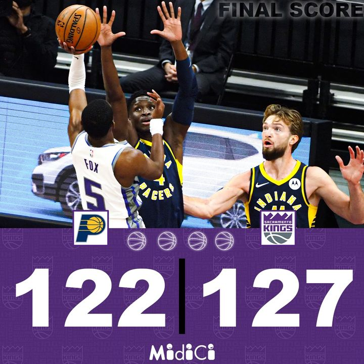 CK Podcast 486: The Kings beat the Pacers!