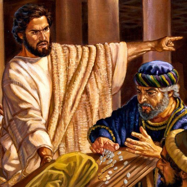 """Don Matteo - ll vero """"commercio"""": far circolare l'AMORE di Dio, dentro e fuori di noi!"""