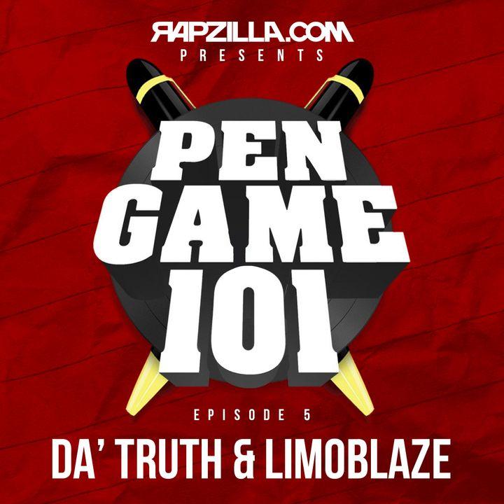Da' T.R.U.T.H. & Limoblaze Interview & 'Bridges' Deep Dive Review (Pen Game 101 Ep. 5)