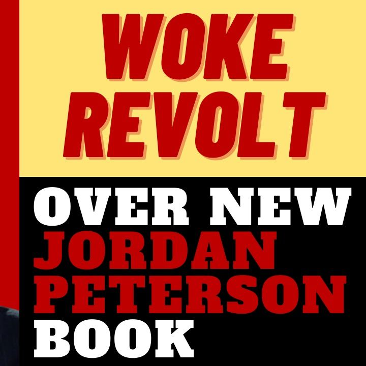 PUBLISHER'S WOKE STAFF CRIES ABOUT JORDAN PETERSON'S NEW BOOK