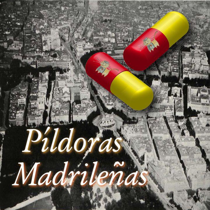 Píldora Madrileña nº8: La Estatua del Ángel Caído.