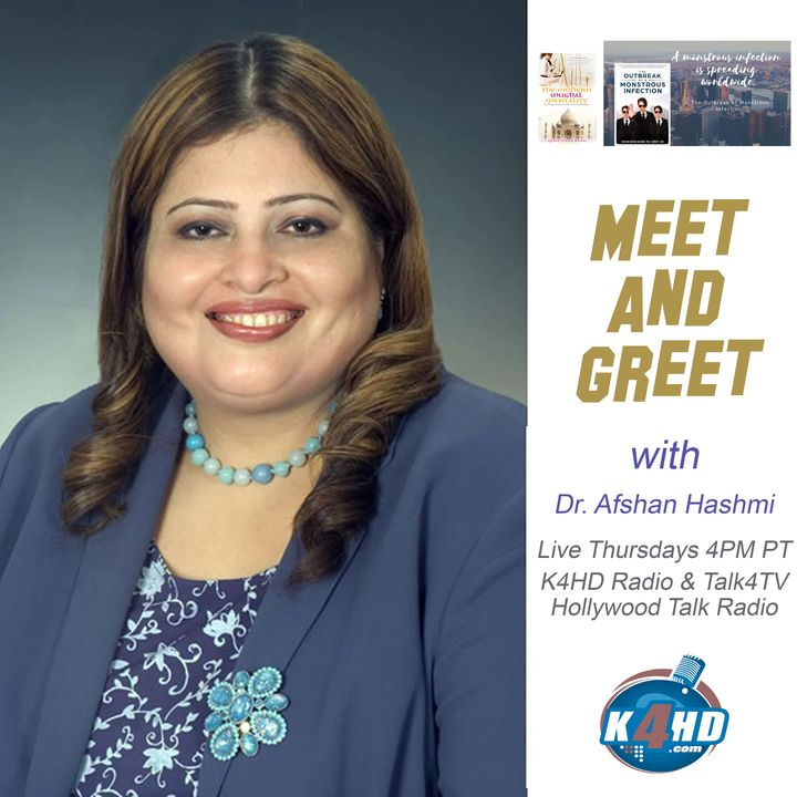 Meet and Greet with Dr. Afshan Hashmi