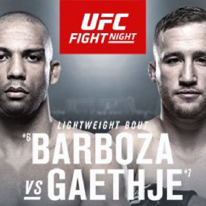 Preview Of The UFCONESPN Card In Philadelphia Headlined By Edson Barboza vs Justin Gaethje!!
