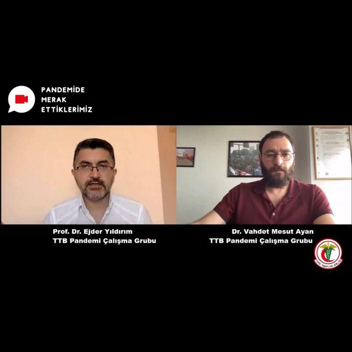 Pandemide Merak Ettiklerimiz #13 - Prof. Dr. Ejder Yıldırım ile Salgının Yarattığı Ruhsal Etkiler