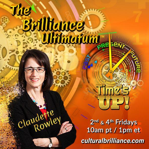 The Brilliance Ultimatum - Claudette Rowley