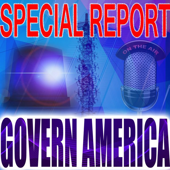 Govern America | January 6, 2021 | Special Broadcast: Civil Unrest Inside U.S. Capitol