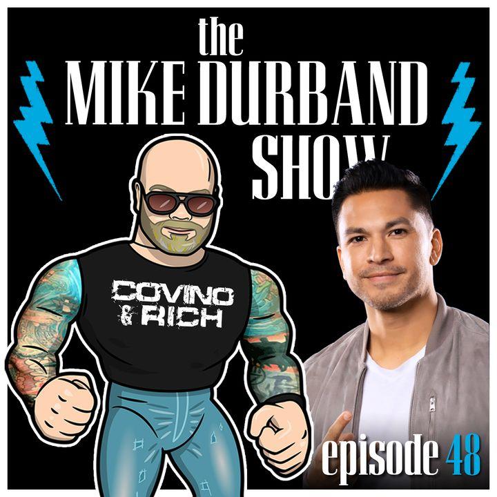 Episode 48: Steve Covino of SiriusXM & ESPN