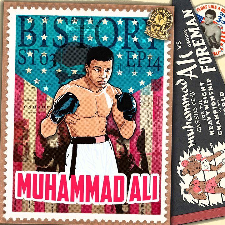 Bistory S03E14 Muhammad Ali