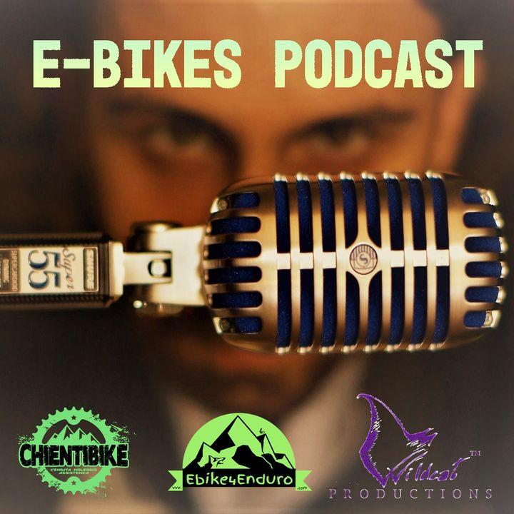 E-Bikes Podcast - Prima Stagione