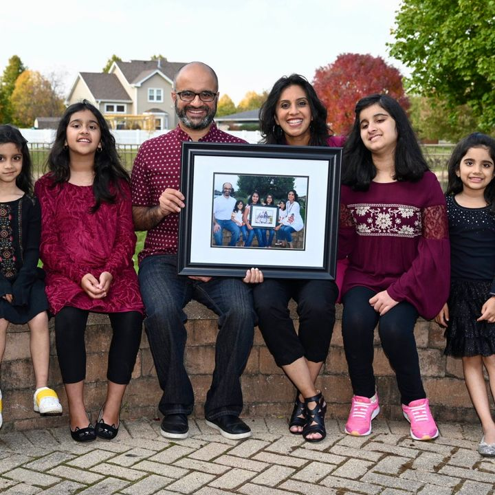 Dad to Dad 160 Osman Arain - A Financial Advisor of Pakistani Descent Reflects on Raising a Child Who is a Spastic Quad with CP & Autism