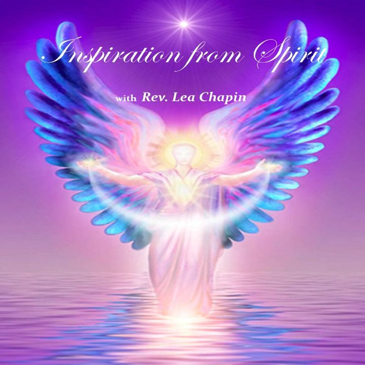 Inspirations from Spirit Show ~ Special Guest: Rev Tiffany White Sage Woman ~ 24August2020