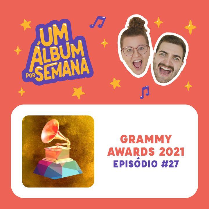 #27 Grammy Awards 2021