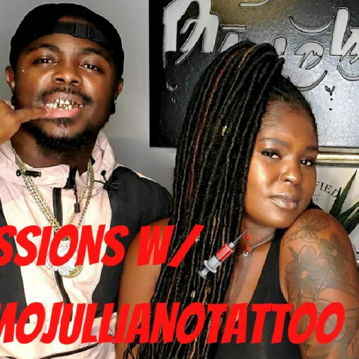 """Ep. 26 """"Ink Sessions"""" w/Domo Julliano"""