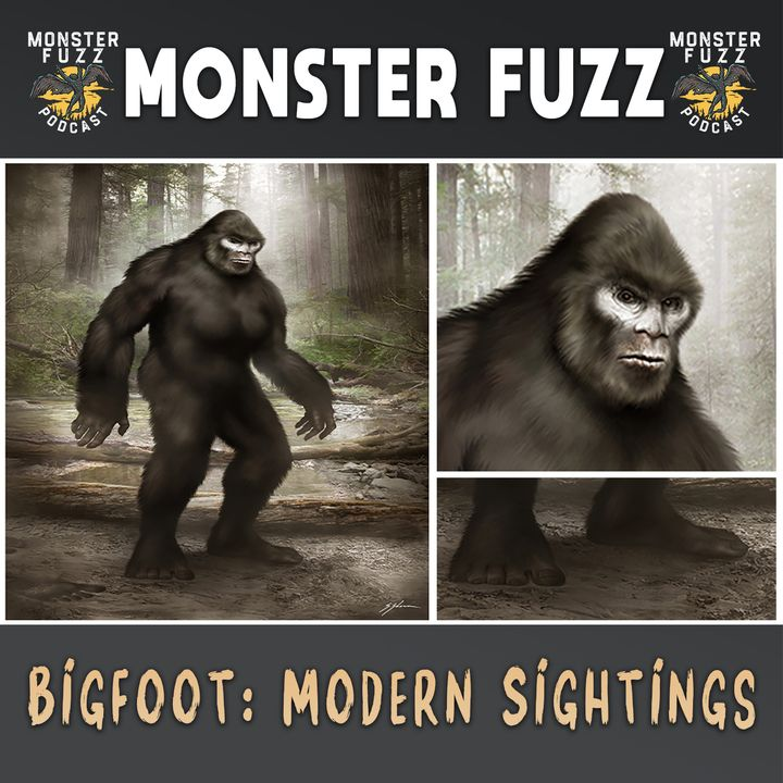 Bigfoot: Modern Sightings