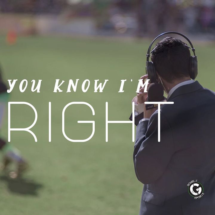 You Know I'm Right, Episode 25: A Healthy Dose Of Sports Nutrition