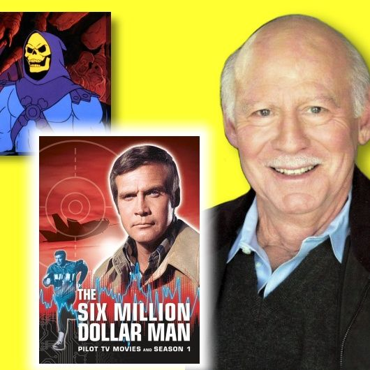 #393: Alan Oppenheimer on The Six Million Dollar Man and voice acting on He-Man and Flash Gordon!
