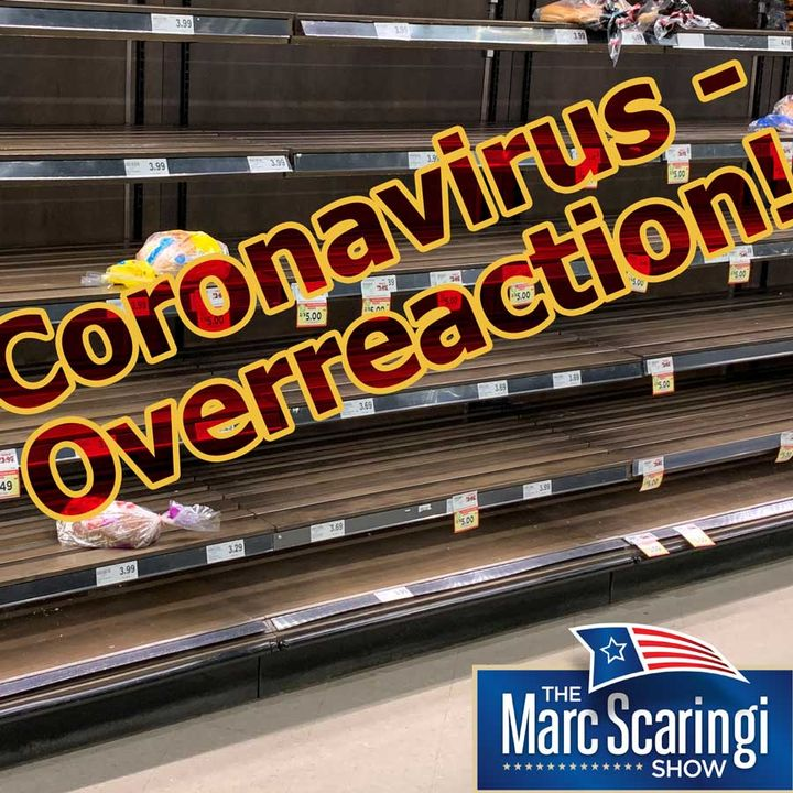 2020-03-14 TMSS Corona Virus Overreactions