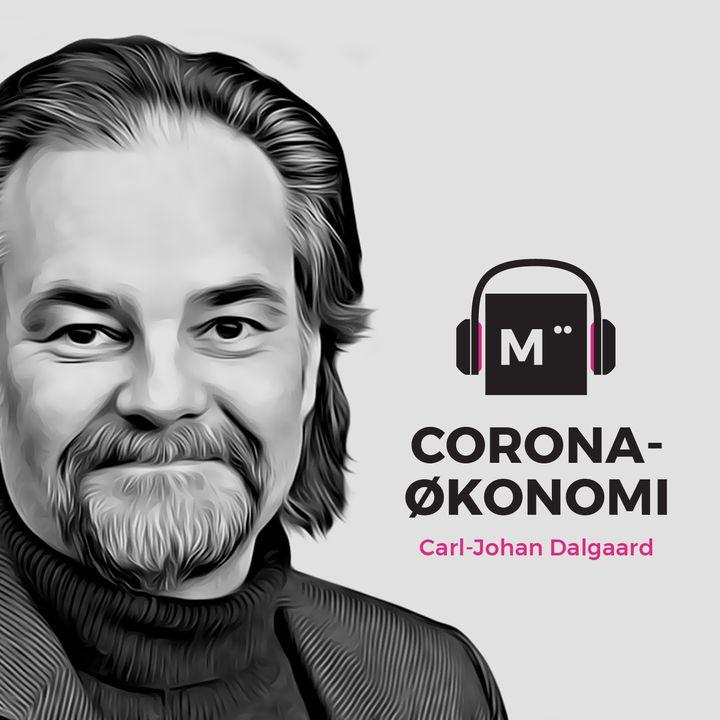 28. Forvirret? Nervøs? Få styr på Corona-økonomien – med Danmarks overvismand Carl-Johan Dalgaard