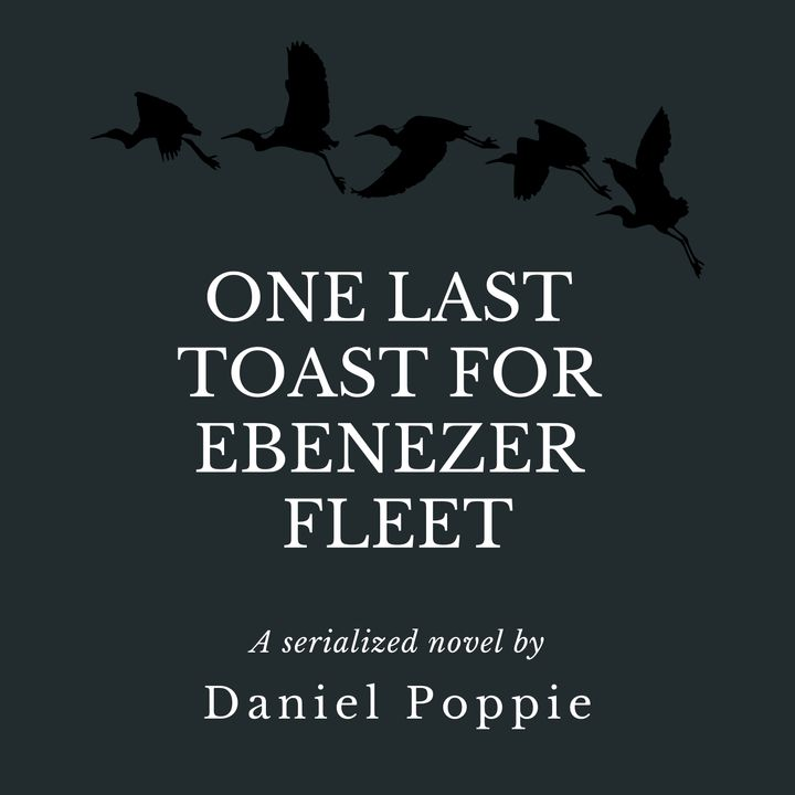 One Last Toast for Ebenezer Fleet
