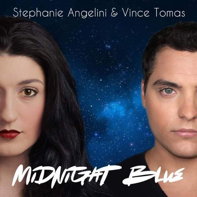 Singer/Songwriters Vince Tomas and Stephanie Angelini Interview.