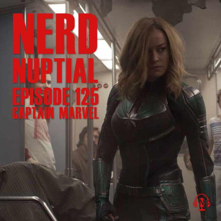Episode 125 - Captain Marvel