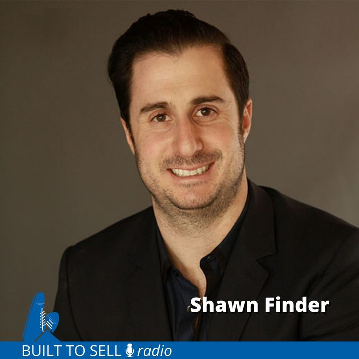 Ep 288 Shawn Finder - Finding the Middle Ground With an Acquirer