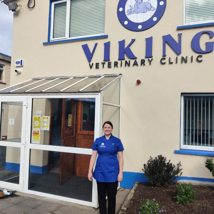Local woman Miriam Butler discusses establishing her own veterinary practice